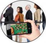 移动赌场系统和注册